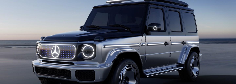 Elektrické G či prvé elektromobily divízie AMG a Maybach. Prečo to Mercedes-Benz s elektrifikáciou myslí tak vážne?