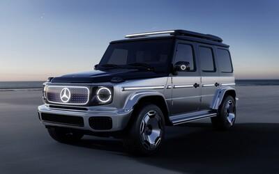 Elektrické G či první elektromobily divize AMG a Maybach. Proč to Mercedes-Benz s elektrifikací myslí tak vážně?