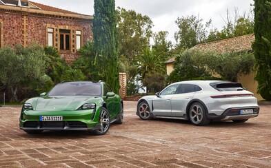Elektrické Porsche Taycan Cross Turismo ti vyrazí dych svojou prepracovanosťou do posledného detailu