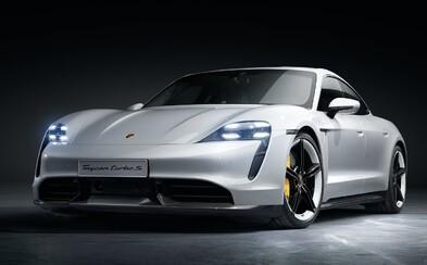 Elektrické Porsche Taycan prichádza. Boli sme na oficiálnom predstavení v Prahe