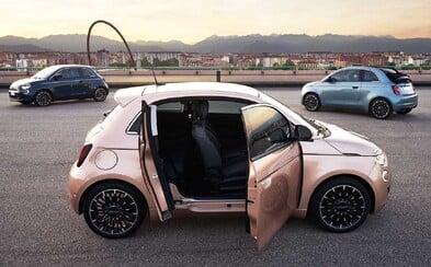 Elektrický Fiat 500 dostal netypické dvere navyše. Verzia 3+1 tak ponúkne väčšiu praktickosť
