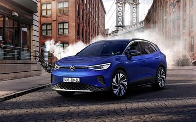 Elektrický Volkswagen ID.4 získává prestižní titul Světové auto roku 2021