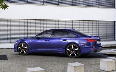 Elektrifikácia neobchádza ani klasické modely. Audi uvádza hybridnú A6-ku s výkonom 367 koní