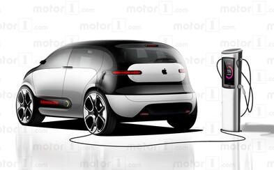 Elektromobil od Apple má prísť už o tri roky