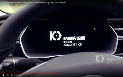 Elektromobil Tesla bolo možné hacknúť a ovládať jeho brzdy. Dieru v bezpečnosti potvrdil aj sám výrobca