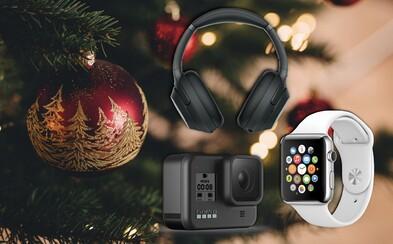 Elektronika jako dárek pod vánočním stromkem? Tyto kousky určitě zabodují a neskončí odložené na poličce