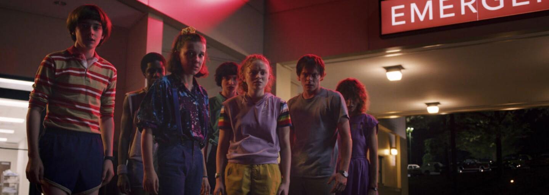 Eleven si v debutovom traileri 3. série Stranger Things užíva letnú zábavu a čelí hrôzam zo sveta Upside Down