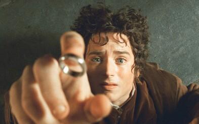 Elijah Wood by se rád objevil v připravovaném seriálu Pán prstenů
