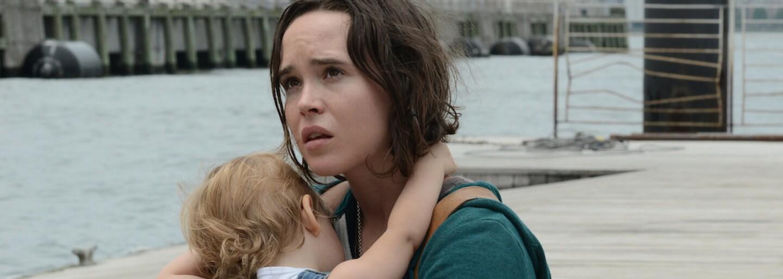 Ellen Page bez strechy nad hlavou vydáva unesené dieťa za svoje v netflixovskej dráme Tallulah (Recenzia)
