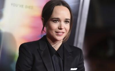 Ellen Page oznámila, že je transgender a prijal meno Elliot