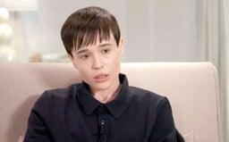 Elliot Page přiznal, že přerod na transgender muže mu zachránil život