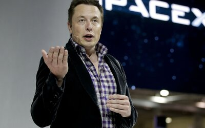 Elon Musk by se mohl stát prvním dolarovým bilionářem na světě