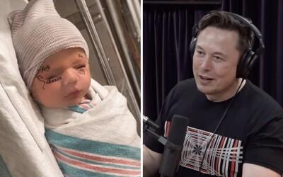 Elon Musk byl opět hostem Joea Rogana, vysvětloval výslovnost jména svého dítěte. Pojmenoval ho X Æ A-12