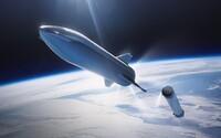 Elon Musk již zanedlouho prozradí více o vesmírné raketě Starship. Opět má dostat člověka na Měsíc