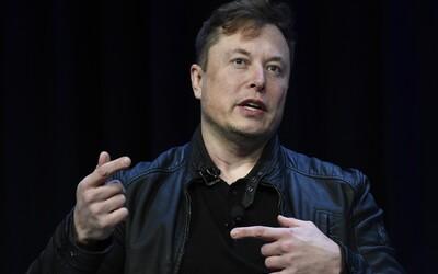 Elon Musk má za sebou náročný týden, přišel o 25 miliard dolarů