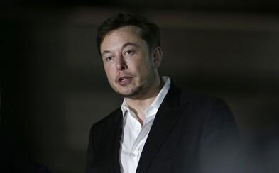 Elon Musk napsal, že cena akcií Tesly je příliš vysoká, po statusu prudce klesla