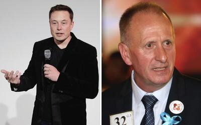 Elon Musk nazval britského potápača pedofilom. Súd odhalil, že si naňho najal súkromného detektíva