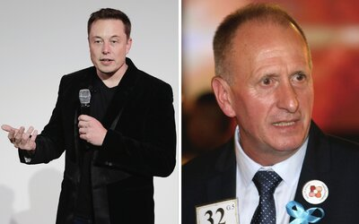 Elon Musk nazval britského potápěče pedofilem. Soud odhalil, že si na něj najal soukromého detektiva