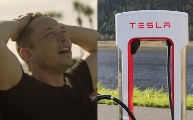 Elon Musk neodpověděl na otázku, Tesla hned přišla o 2 miliardy ze své hodnoty. Automobilka prý nemá dostatek peněz