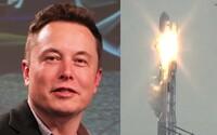 Elon Musk nosnú raketu Falcon 9 nepoistil. SpaceX prišlo kvôli nedávnej explózii o milióny