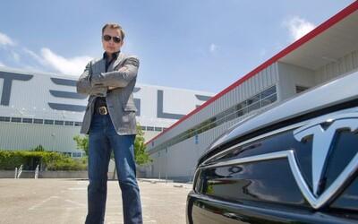 Elon Musk odhalil budoucnost Tesly: Nová vozidla, zelená energie i moderní konkurent Uberu