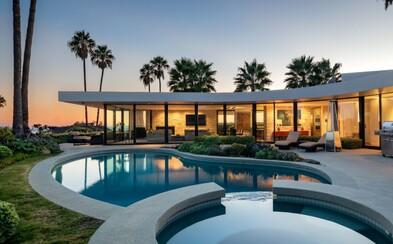 Elon Musk predáva nádhernú vilu za 4,5 milióna dolárov. Nechýbajú tri kúpeľne či veľký bazén