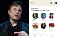 Elon Musk rozbil novou sociální síť Clubhouse, jeho slova o Bitcoinech a cestě na Mars streamovaly desetitisíce lidí