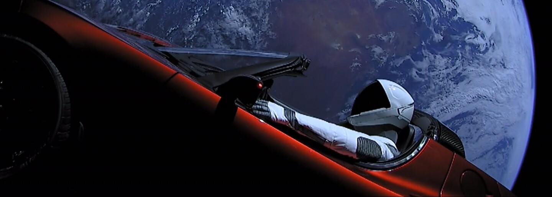 Elon Musk se chce odstěhovat na Mars. Díky SpaceX by se tam mohl už za pár let dostat