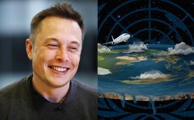 Elon Musk sa zabáva na účet fanúšikov teórie o plochej Zemi. Stihli mu už aj odpovedať na jeho otázku, prečo nepôsobia aj na Marse
