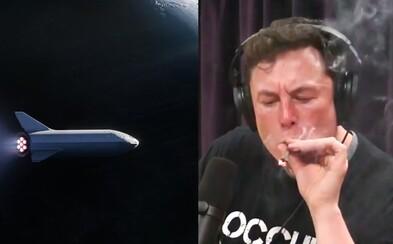 Elon Musk so SpaceX obletí s prvým súkromným pasažierom Mesiac