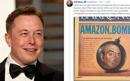 Elon Musk trolluje Jeffa Bezosa, lebo je až druhým najbohatším mužom na svete