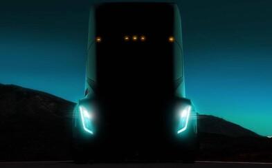Elon Musk tvrdí, že to bude neskutočná beštia. Tesla už onedlho predstaví elektrický kamión s hi-tech výbavou