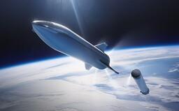Elon Musk už onedlho prezradí viac o vesmírnej rakete Starship. Opäť má dostať človeka na Mesiac