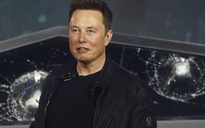 Elon Musk vydělal více než dvě miliardy za týden. Uspěl v pracovním i soukromém životě