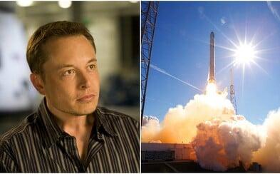Elon Musk vymazal z Facebooku účet Tesly i SpaceX. Po skandálu s únikem informací ho k tomu vyzvali uživatelé na Twitteru