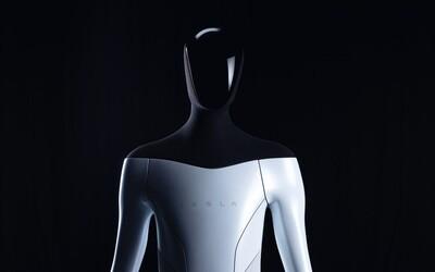 Elon Musk vyvíjí humanoidního robota, finálního teslabota představí už příští rok