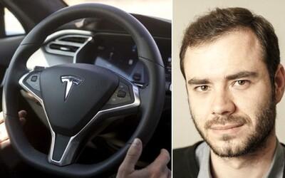 Elon Musk zamestnal Slováka, aby v Tesle šéfoval vývoju autopilota. Andrej Karpathy je odborník na umelú inteligenciu