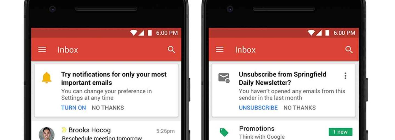 E-mail, který zmizí jako fotka na Snapchatu nebo integrace aplikací. Gmail má nový vzhled a funkce