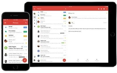 Email, ktorý zmizne ako fotka na Snapchate alebo integrácia aplikácií. Gmail má nový vzhľad a funkcie, vyskúšať si ho môžeš už teraz