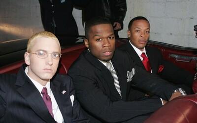 Eminem, Dr. Dre, 50 Cent a mnohí ďalší rozprávajú o životnom príbehu labelu Shady Records