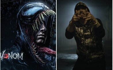 Eminem nakazil Slim Shady virem celý svět. Marvelovka Venom dostává rapový vizuál