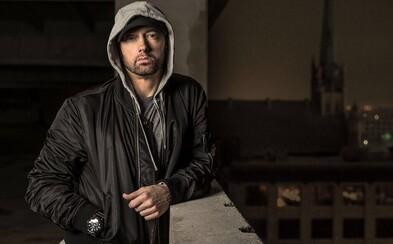 Eminem opäť novým rapom zaťal do živého. Skritizoval zbraňovú kultúru v Spojených štátoch amerických a zakončil ho trefným odkazom