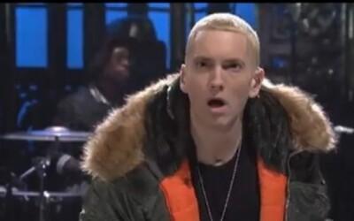 Eminem posiela videá zo SNL, Youtube Awards a bonusový track z albumu