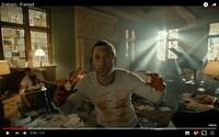 Eminem predstavuje hororový videoklip ku skladbe Framed