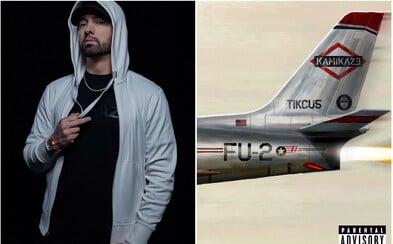 Eminem prekvapuje novým albumom Kamikaze. Snaží sa napraviť fanúšikom chuť po Revival?