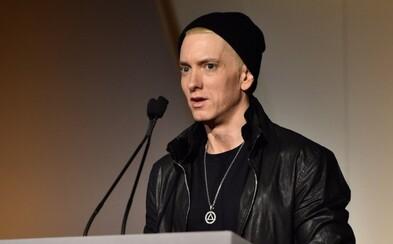 Eminem upozorňuje takmer 8-minútovou skladbou, že je stále v hre. Pracuje aj na novom albume