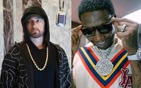 Eminem už není králem rapu, prohlásil Gucci Mane. Měl by si prý najít novou přezdívku