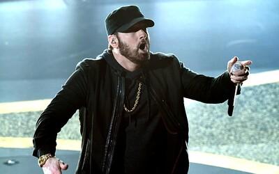 Eminem vystoupil na předávání Oscarů, legendární Lose Yourself si vysloužilo potlesk vestoje od celého Hollywoodu