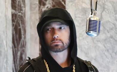 Eminem žaluje Spotify, vyhrať môže miliardy. Streamovacia služba údajne porušila autorské práva na legedárne skladby