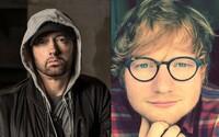 Eminem zaskočil internet skladbami z nového alba. Jména jako Ed Sheeran vyvolala mezi dlouholetými fanoušky vážné pochybnosti